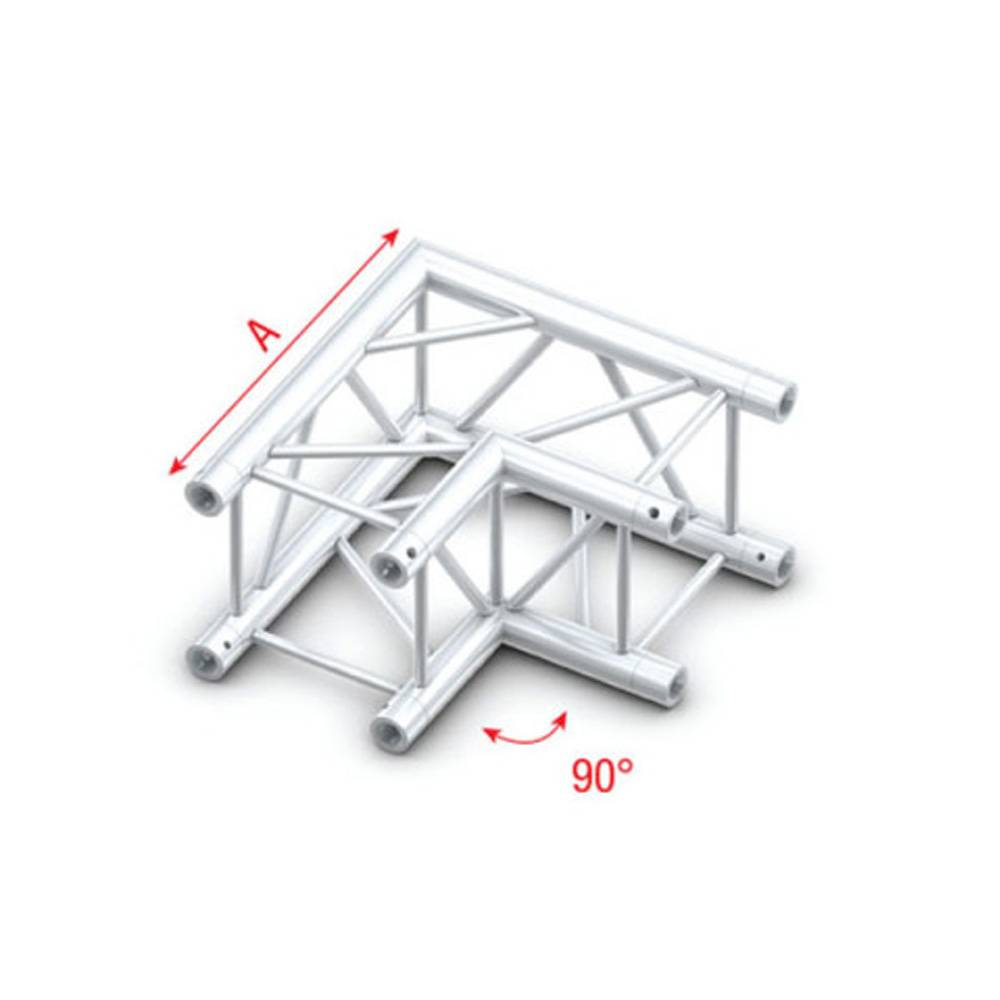 Image of Showtec DQ22 Decotruss 003 hoek 90g