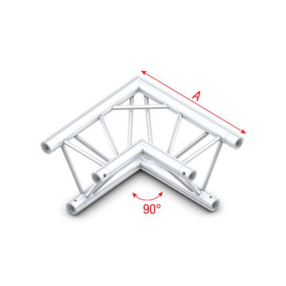 Image of Showtec FT30 Driehoek truss 003 Hoek 90g