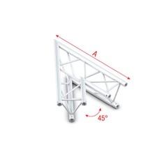 Showtec GT30 Driehoek truss 001 hoek 45g