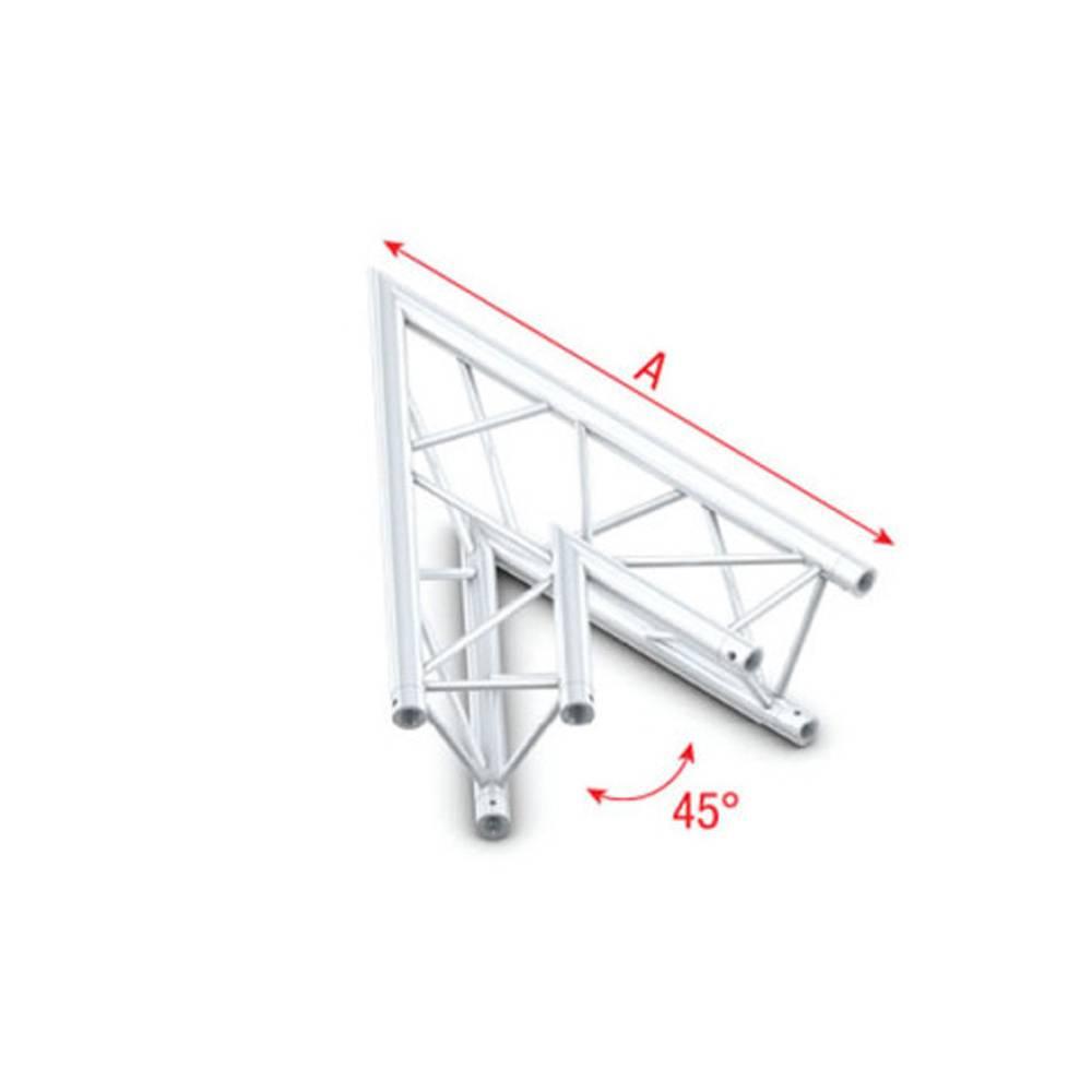 Image of Showtec GT30 Driehoek truss 001 hoek 45g