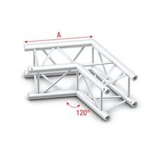 Showtec FQ30 Vierkant truss 004 hoek 120g