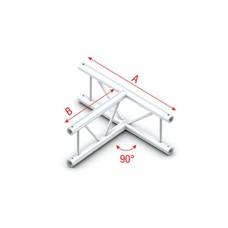 Showtec PS30 Ladder truss 3-weg verticaal T-stuk