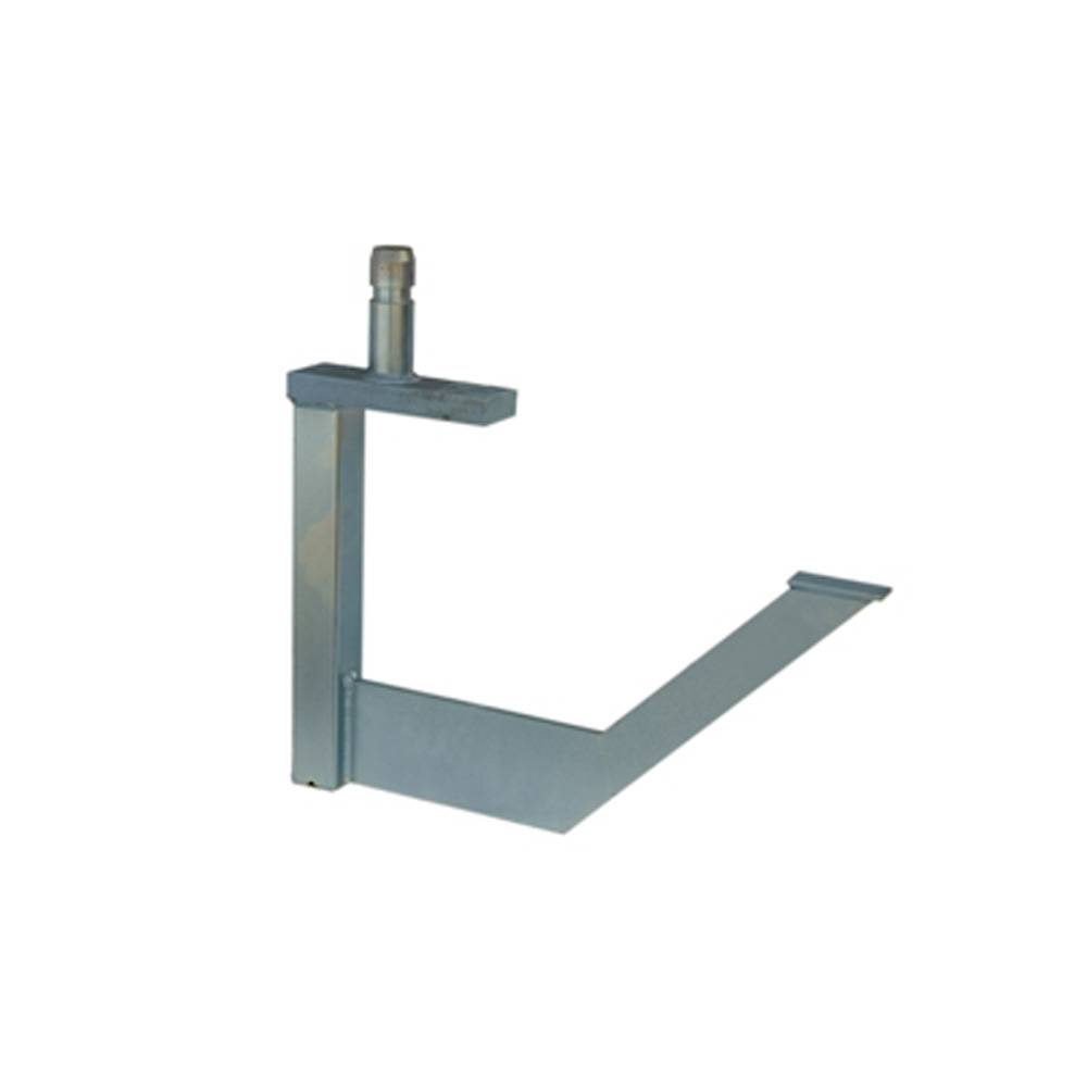 Prolyte Stagedex railing adapter voor top line podiumdeel
