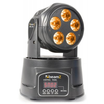 Beamz MHL90 Mini wash LED moving-head