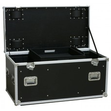 Power Dynamics PD-FA2 Kabel flightcase 2D met extra opbergvak