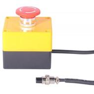 Beamz Laser noodknop met 20m kabel