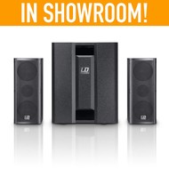 LD Systems Dave 8 Roadie actief PA systeem