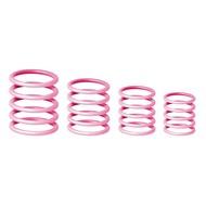 Gravity RP5555PNK1 Universeel Gravity ringen pakket Misty Rose Pink