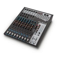 LD Systems VIBZ 12DC 12-kanaals PA-mixer met effecten en compressor