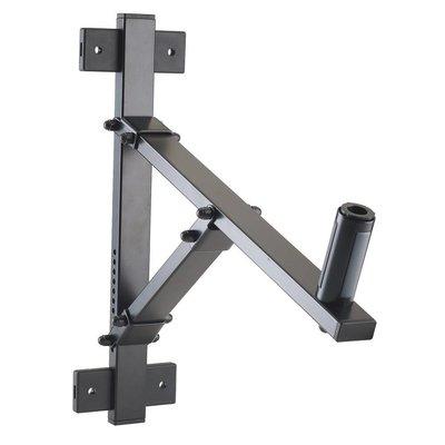 K&M 24110 Kantelbare luidspreker muurbeugel tot 50kg