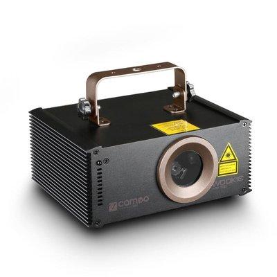Cameo WOOKIE400RGB laser 400mW RGB