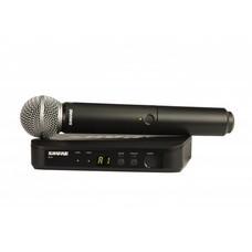 Shure BLX24-SM58 Draadloos handheld microfoonsysteem