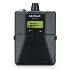 Shure P9HW PSM900 beltpack bedraad