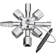 Knipex Twinkey universele schakelkasten sleutel