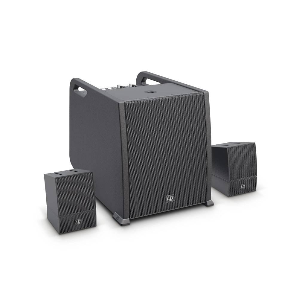 Image of LD Systems CURV500AVS Actieve AV geluidsset