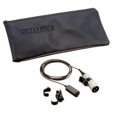 Shure SM11 lavalier microfoon zwart