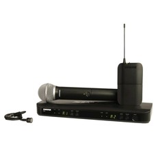 Shure BLX1288-W85 Dubbele draadloze microfoonset