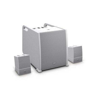 LD Systems CURV500AVSW Actieve AV geluidsset wit