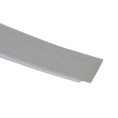 Admiral Klittenband 25m x20mm grijs