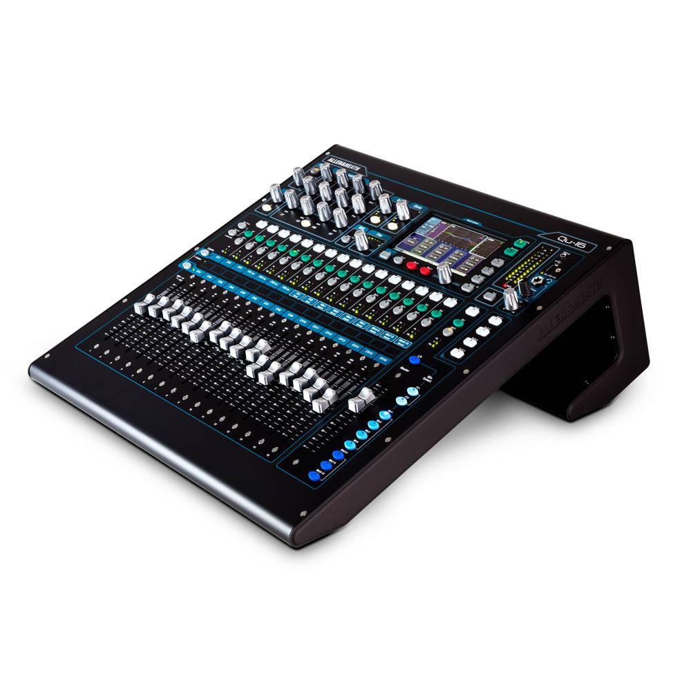 Image of Allen & Heath QU-16 digitale mixer