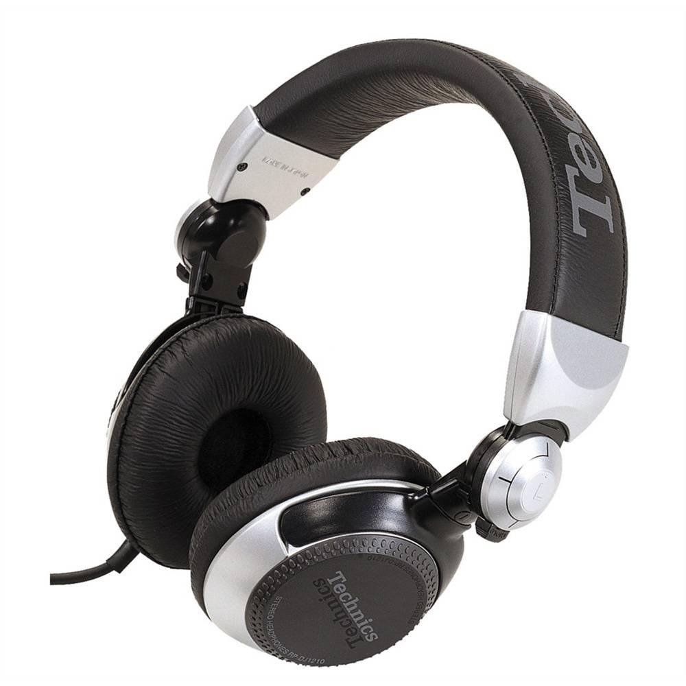 Image of Technics RP-DJ 1210 E-S zilver