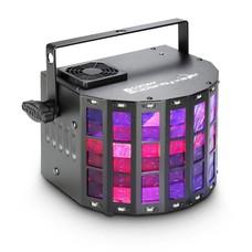 Cameo Superfly XS derby met stroboscoop LED lichteffect