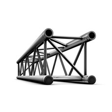 Showtec FQ30 Vierkant truss 50cm zwart