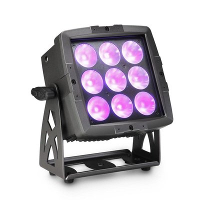 Cameo Flat Pro Flood 600 IP65 RGBWA+UV LED floodlight