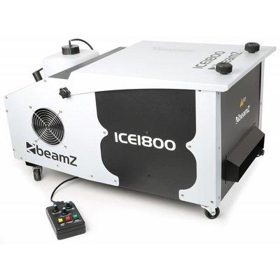 Beamz ICE1800 Ice lowfog rookmachine 1800W