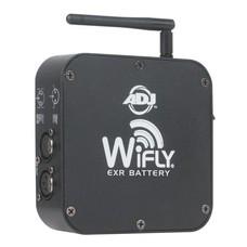 American DJ WiFly EXR battery draadloze DMX zender/ontvanger met accu