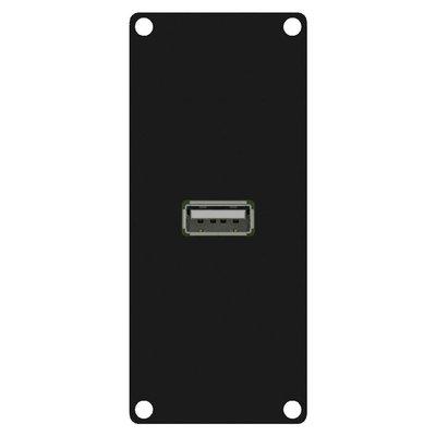Caymon CASY162/B USB 2.0 naar terminal plaatje 1 space