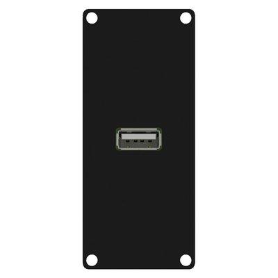 Caymon CASY161/B USB 2.0 plaatje 1 space