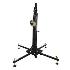 Showtec MT-300 wind-up lichtstatief tot 6,1m en 300kg