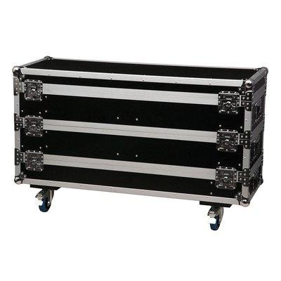 DAP Flightcase voor 12x Sunstrip Active