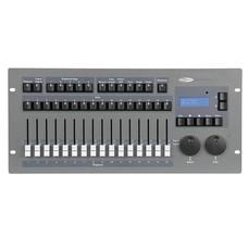 Showtec SM-16/2 FX DMX lichtcontroller met shapegenerator