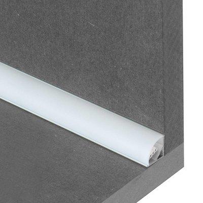 JB Systems ALU-CORNER-15mm aluminium LED-strip hoekprofiel