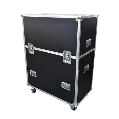 DAP Premium Line flightcase voor 6x Spider Stage 1x1m