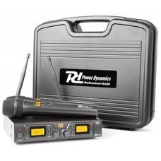 Power Dynamics PD782 Draadloos Microfoon Systeem