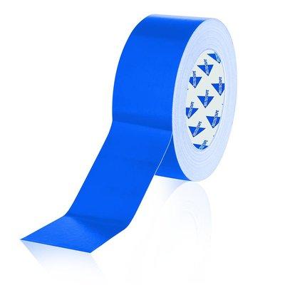 Deltec Gaffa tape rol 50mm 25m blauw