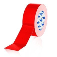 Deltec Gaffa tape rol 50mm 25m rood