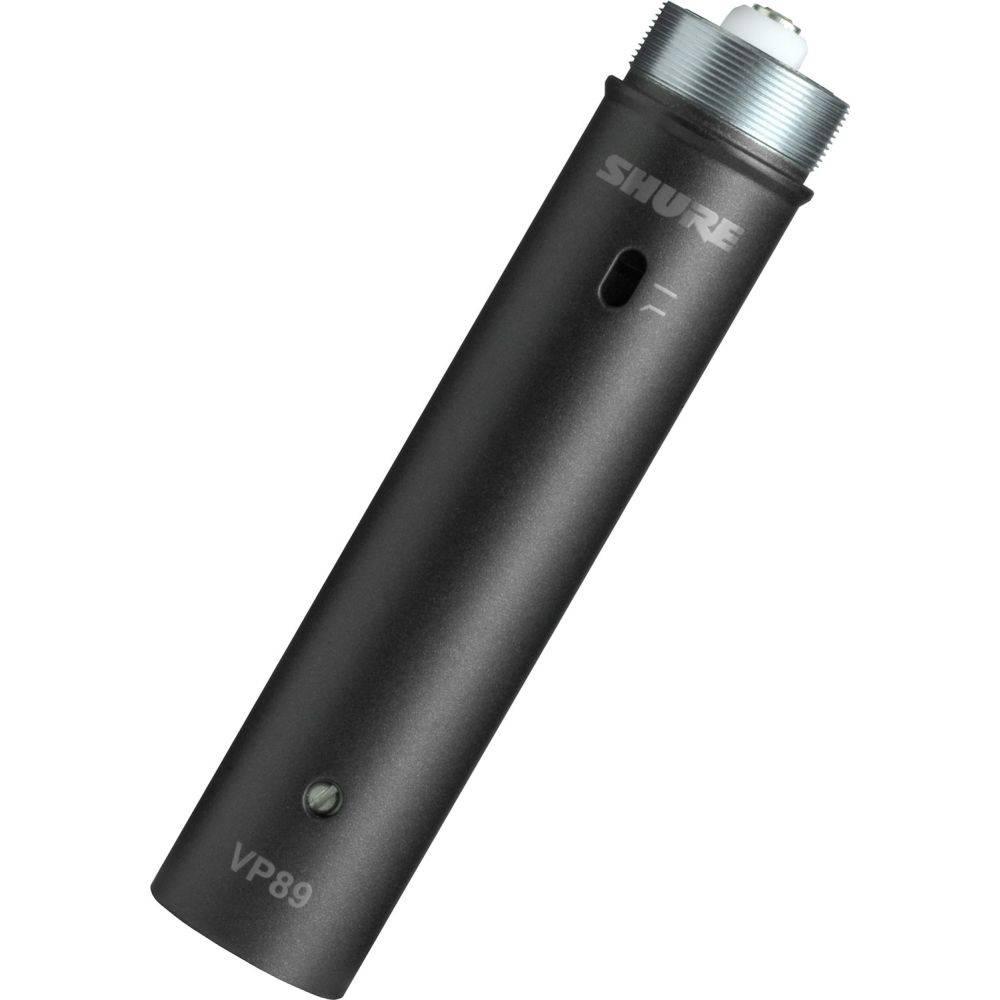Shure Microfoon pre-amp voor VP89-serie