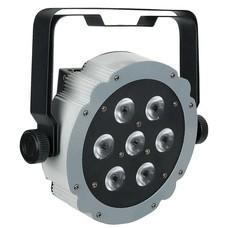 Showtec Compact Par 7 Q4 platte RGBW LED-Par