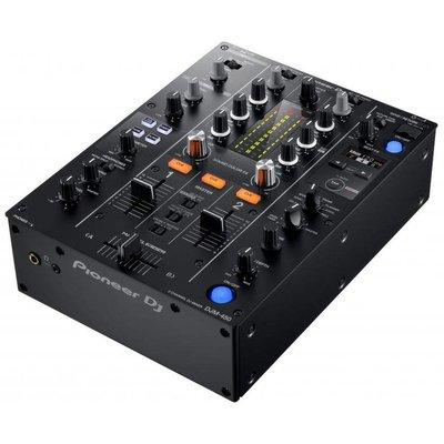 Pioneer DJM-450 2-kanaals DJ mixer