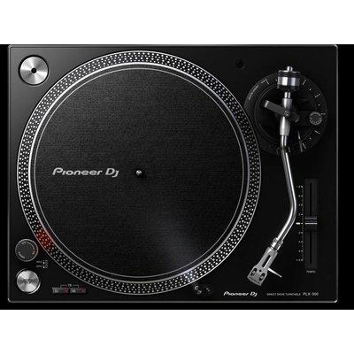 Pioneer PLX-500 draaitafel zwart