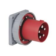 PCE CEE 125A 5-polige inbouw socket male IP67
