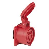 PCE CEE 16A 5-polige inbouw socket female