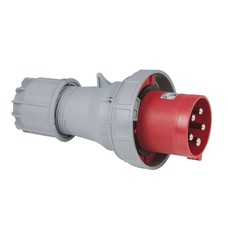 PCE CEE 125A 5-polige stekker IP67