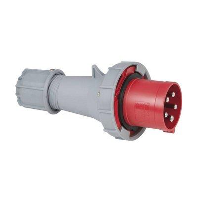 PCE CEE 63A 5-polige stekker IP67