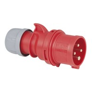 PCE CEE 16A 4-polige stekker