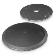 Gravity WB123SET1B Baseplate met extra gewicht voor M20 tussenpaal